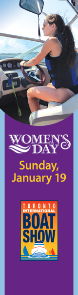 Women's Day - Toronto International Boat Show